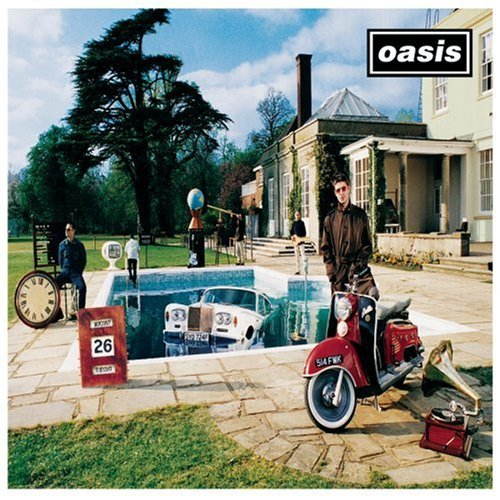 Oasis Be Here Now
