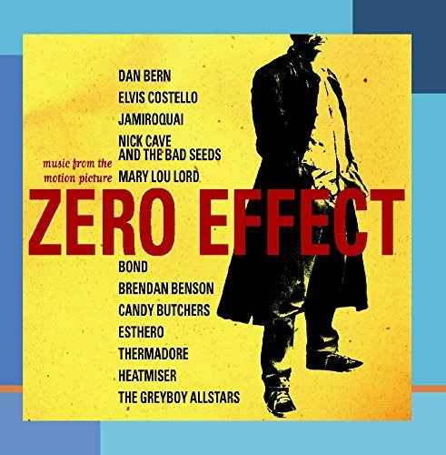 Zero Effect Soundtrack Costello Bern Jamiroquai Bond Cave Benson Lord