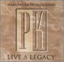 Promise Keepers Live A Legacy