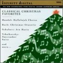 Classical Christmas Favorites Classical Christmas Favorites Handel Schubert Tchaikovsky Bach Vivaldi