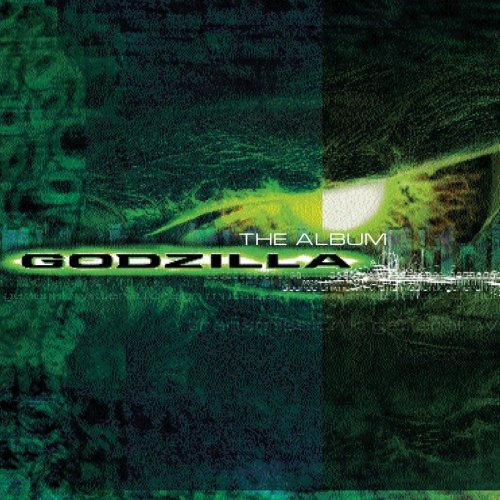 Godzilla The Album Soundtrack Wallflowers Puff Daddy Fuel Foo Fighters Green Day Penn