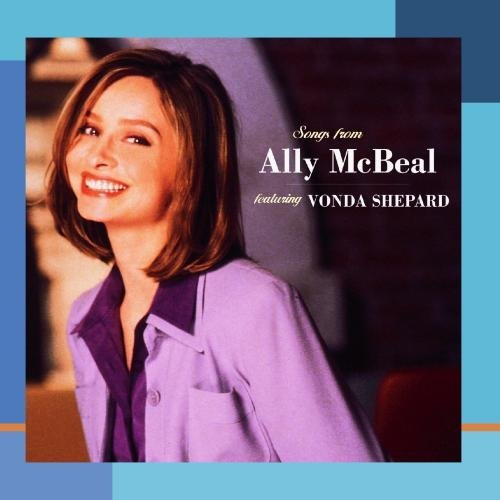 Ally Mcbeal Vol. 1 Television Soundtrack This Item Is Made On Demand Could Take 2 3 Weeks For Delivery