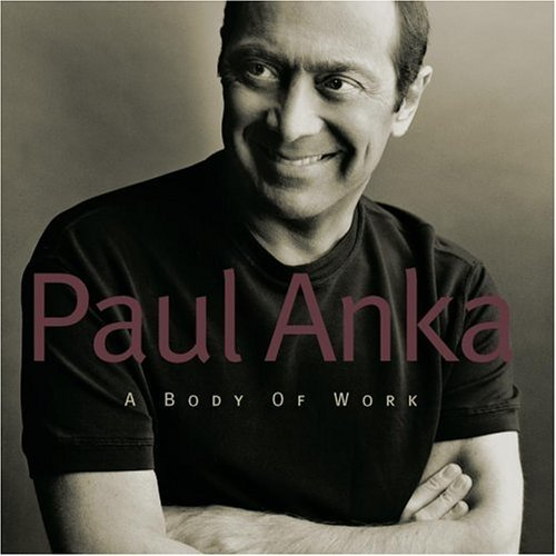 Paul Anka Body Of Work Jones