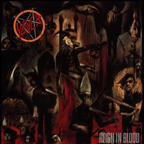 Slayer Reign In Blood Explicit Version