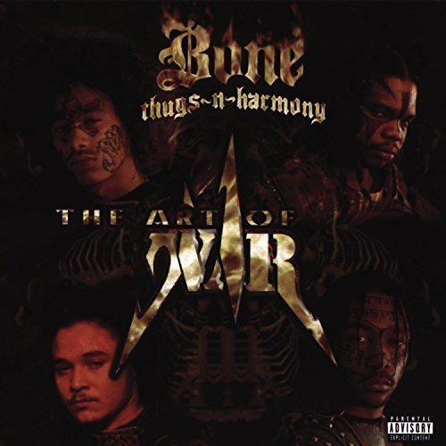 Bone Thugs N Harmony Art Of War Explicit Version 2 CD Set