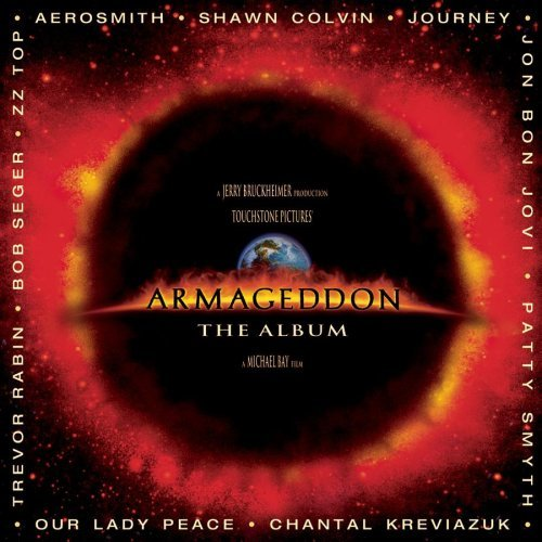 Armageddon Soundtrack Aerosmith Journey Kreviazuk Zz Top Seger Bon Jovi Smyth