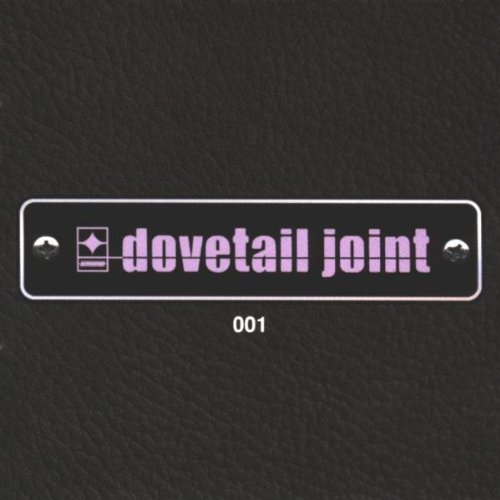 Dovetail Joint 001