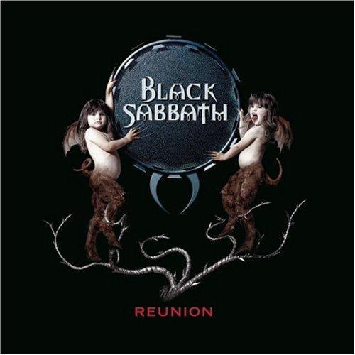 Black Sabbath Reunion Lmtd Ed. Digipak 2 CD Set