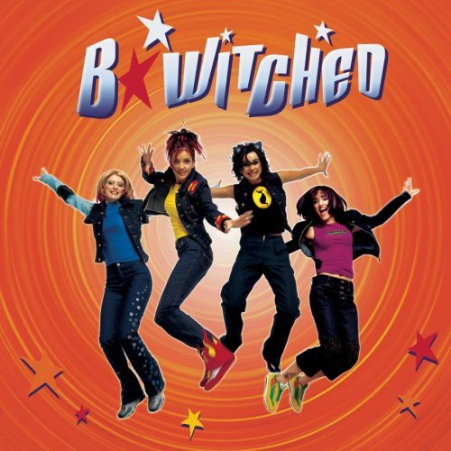 Witched B B Witched CD R