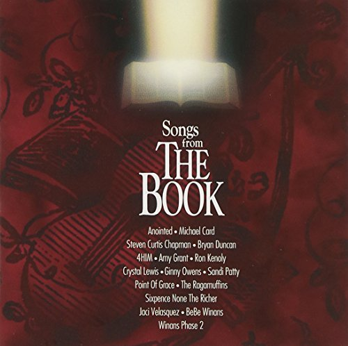 Songs From The Book Songs From The Book Card Grant Winans Phase 2 Four Him Anointed Owens