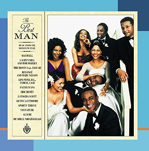 Best Man Soundtrack CD R Maxwell Hill Ndgeocello E Ginuwine Scott Allure Nitro