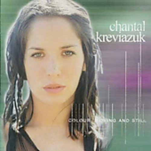 Kreviazuk Chantal Colour Moving & Still Import Can Incl. Bonus CD