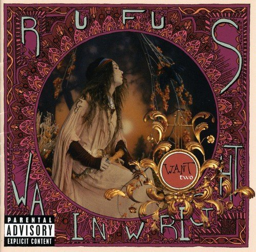 Rufus Wainwright Want Two Import Can Incl. Bonus DVD Tracks