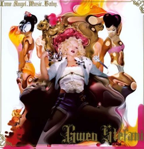 Gwen Stefani Love.Angel.Music.Baby 2 Lp