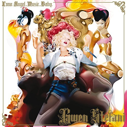 Gwen Stefani Love.Angel.Music.Baby Import Eu Incl. Bonus Track