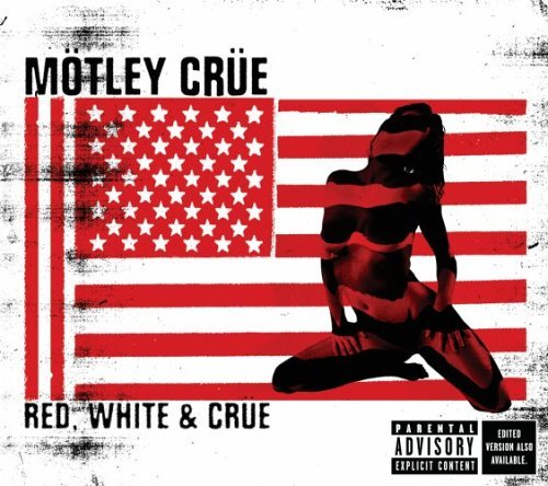 Motley Crue Red White & Crue Explicit Version 2 CD Set Digipak