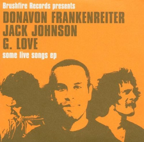 Frankenreiter Johnson Love Some Live Songs Ep
