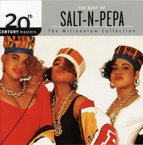 Salt N Pepa Millennium Collection 20th Cen Import Can