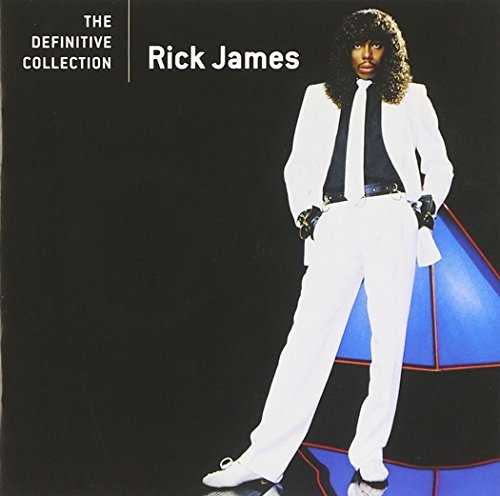 Rick James Definitive Collection Remastered