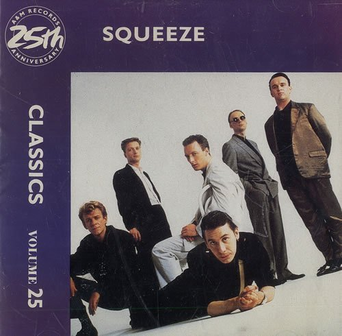 Squeeze 25th Anniversary