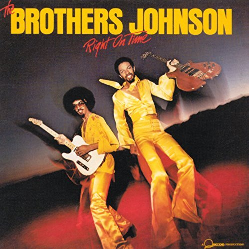 Brothers Johnson Right On Time Remastered
