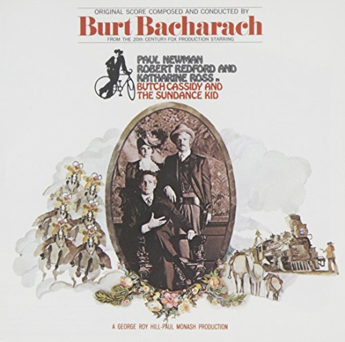 Various Artists Butch Cassidy & Sundance Kid Burt Bacharach