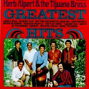 Alpert Herb & Tijuana Brass Greatest Hits