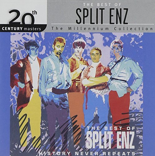 Split Enz Best Of Split Enz Millennium C Millennium Collection