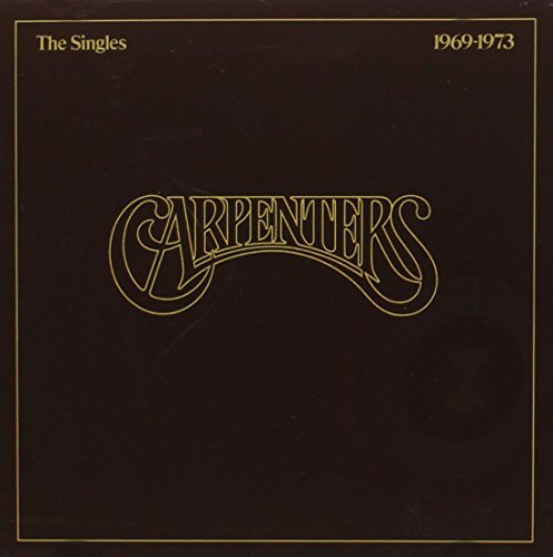 Carpenters Singles 1969 73 Import Can