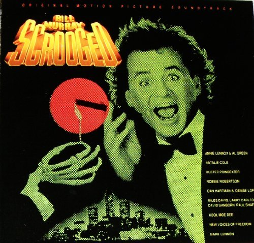 Scrooged Soundtrack