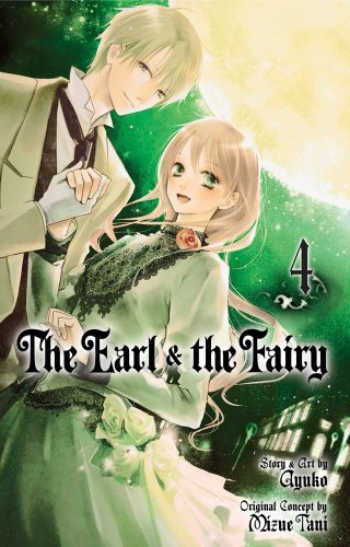 Ayuko The Earl And The Fairy Volume 4