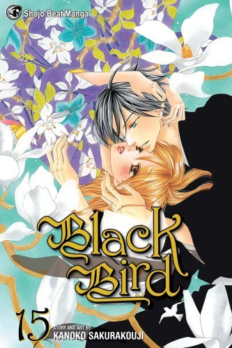 Kanoko Sakurakouji Black Bird Volume 15
