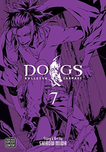 Shirow Miwa Dogs Bullets & Carnage Volume 7