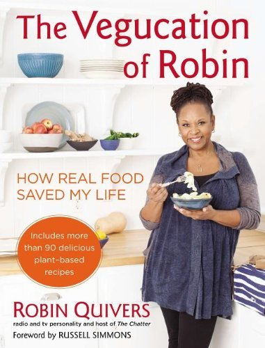 Robin Quivers The Vegucation Of Robin How Real Food Saved My Life