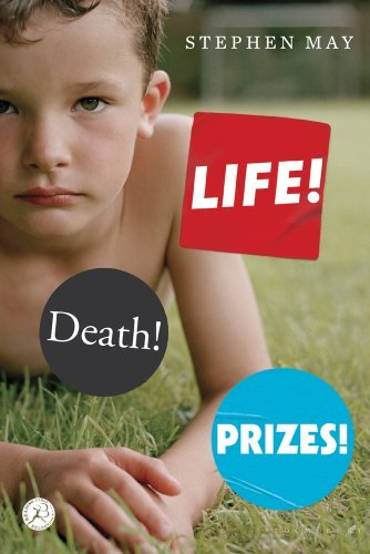 Stephen May Life! Death! Prizes!