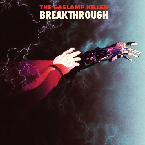 Gaslamp Killer Breakthrough Digipak