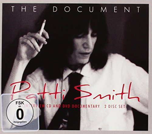 Patti Smith Document Incl. DVD