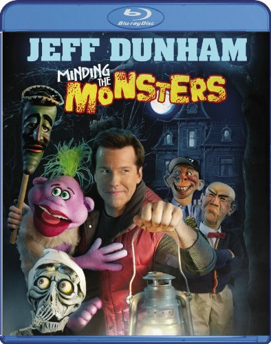 Jeff Dunham Minding The Monsters Blu Ray Ws Nr