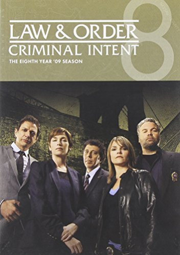 Law & Order Criminal Intent Eighth Year Ws Nr 4 DVD