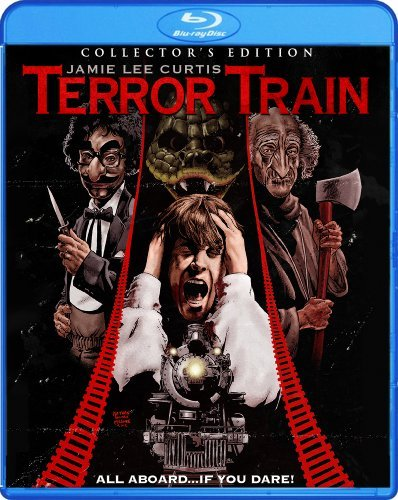 Terror Train Curtis Johnson Copperfield Blu Ray DVD R