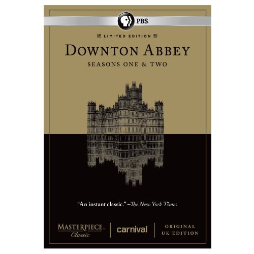 Downton Abbey Season 1 2 Nr