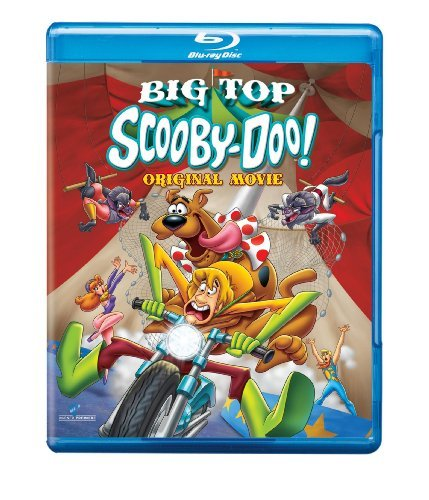 Scooby Doo! Big Top Scooby Doo! Blu Ray DVD Nr