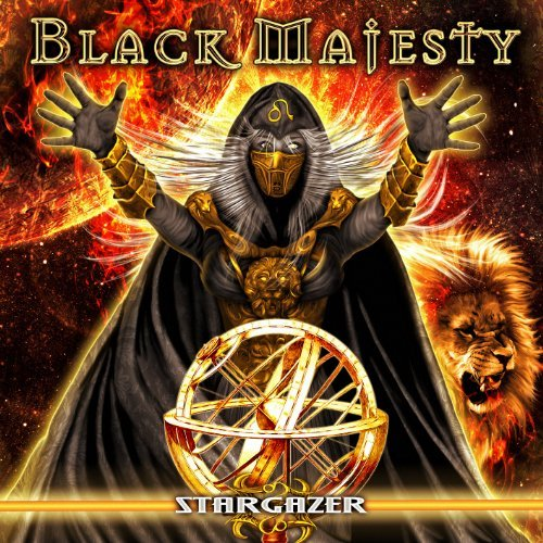 Black Majesty Stargazer