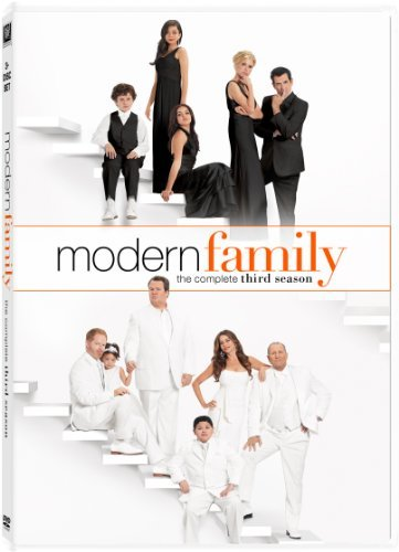 Modern Family Season 3 DVD Nr 3 DVD
