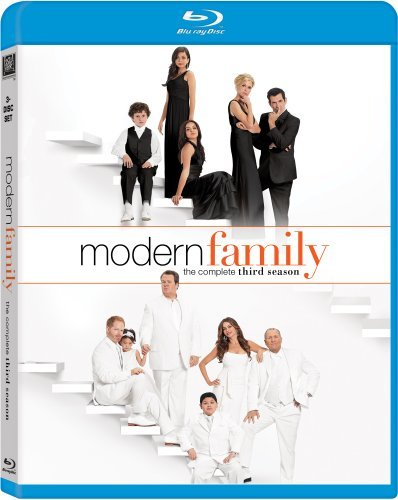 Modern Family Season 3 Blu Ray