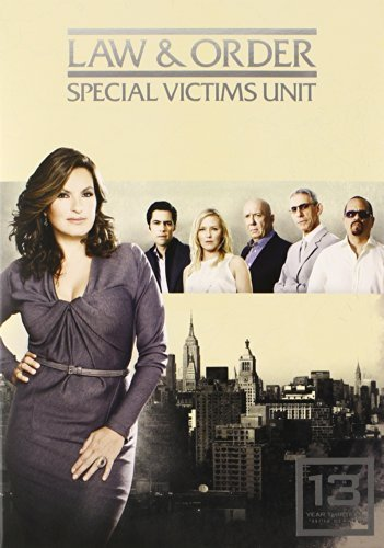 Law & Order Special Victims Unit Season 13 Aws Nr 5 DVD