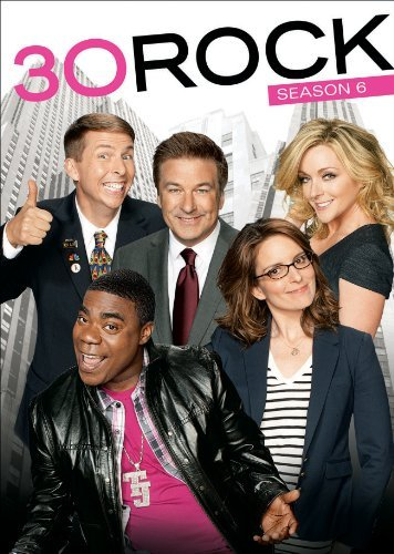30 Rock Season 6 DVD Nr 3 DVD