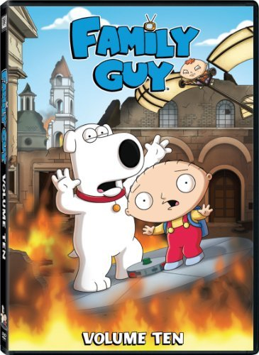 Family Guy Volume 10 DVD