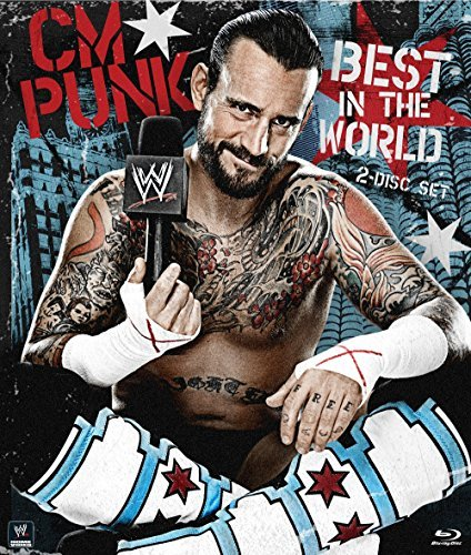 Cm Punk Best In The World Wwe Tvpg 3 Br