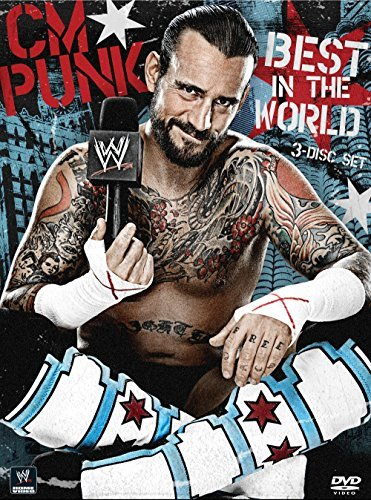 Wwe Cm Punk Best In The World DVD Tvpg